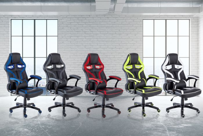 Executive Office Computer & Gaming Chair 5 Colours!