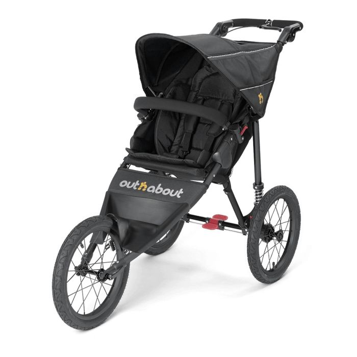 Out N about Nipper SPORT V4 Stroller-Raven Black !
