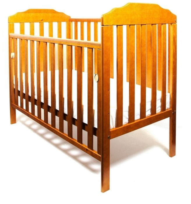 Cheap Little Babes Nicki Cot-Antique Pine Only £119.95
