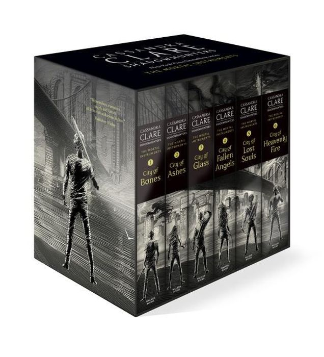 Best Price! The Mortal Instruments - 6 Book Box Set