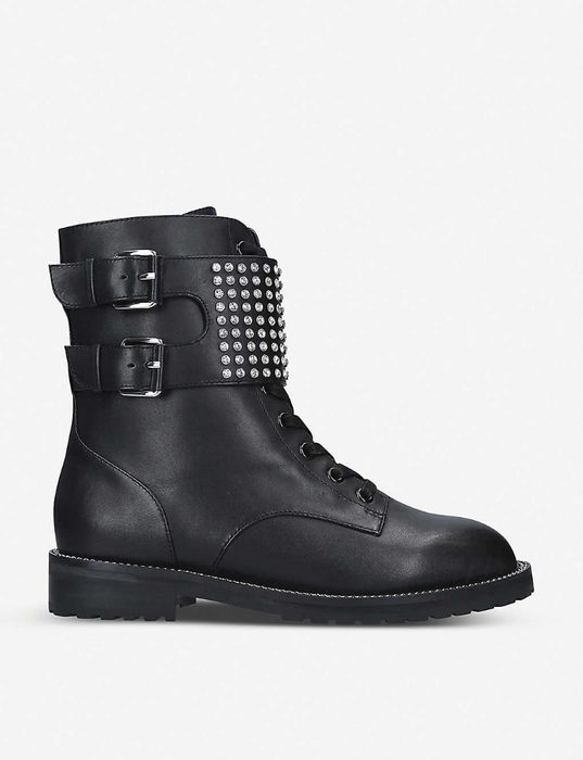 KURT Geiger Studded Ankle Boots - Only £39!