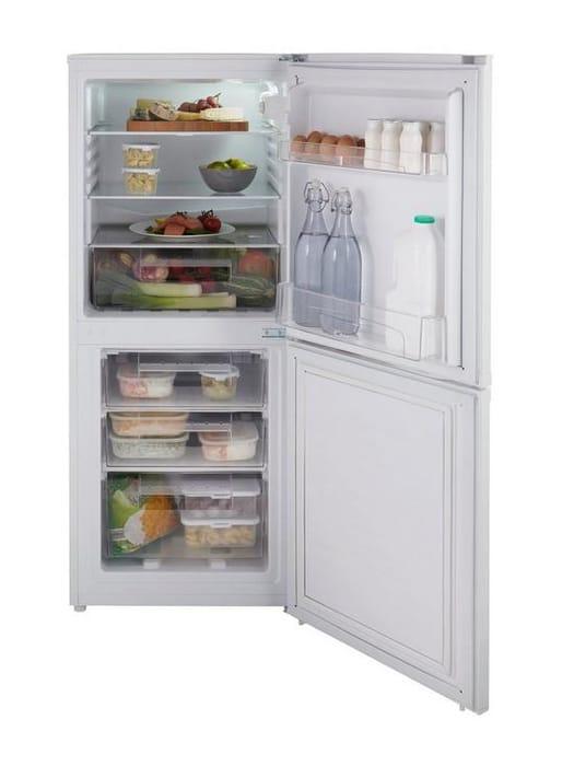 *SAVE £30* Candy 54cm Fridge Freezer - White at Very