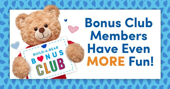 Build-a-Bear Bonus Club