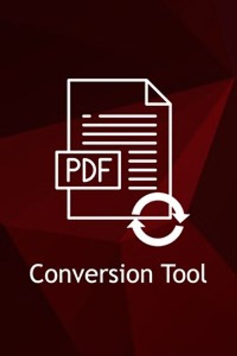 Free PDF Conversion Tool for Windows 10 from Microsoft Store (Was £16.74)