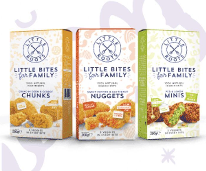 Free Little Roots - Frozen Food Range for Children (Mumsnet Panel)