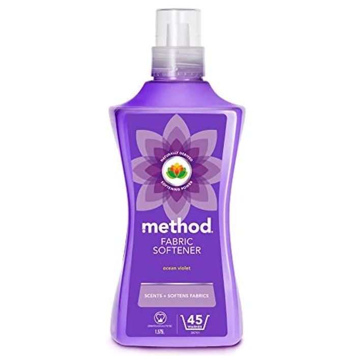 Method Ocean Violet Fabric Softener (45 Washes)