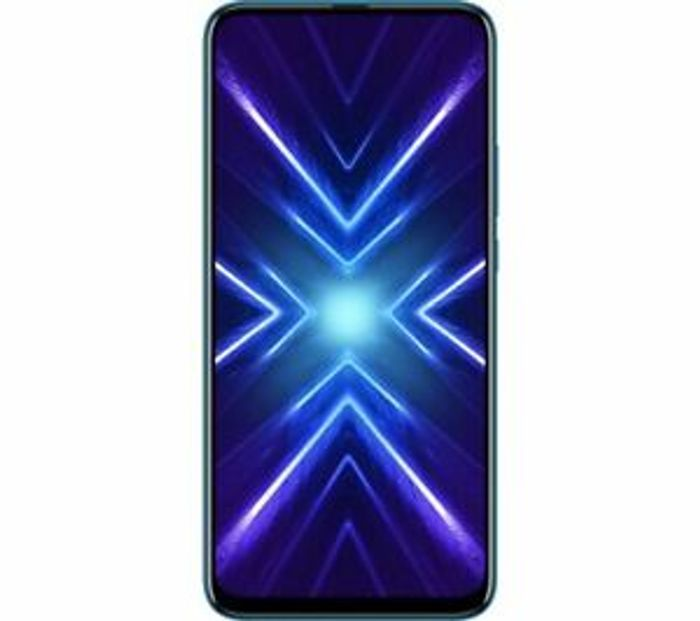 """HONOR 9X 128GB 6.6"""" 48/8/2MP Unlocked Android Smartphone Only £174.99"""