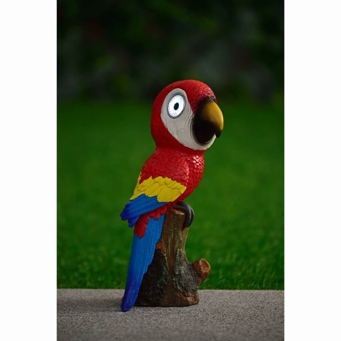 Big Eyed Parrot or Toucan Solar Light Available in 4 Colours