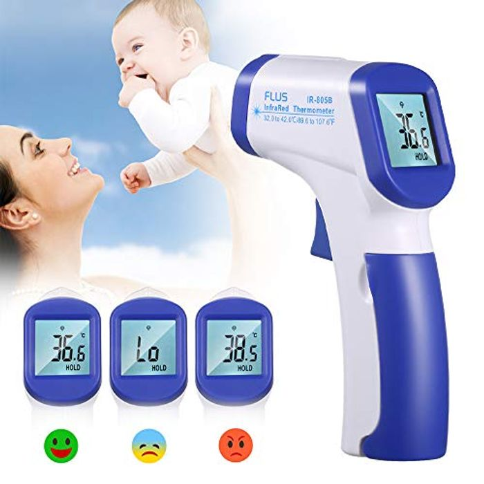 60% off Digital Forehead Thermometer