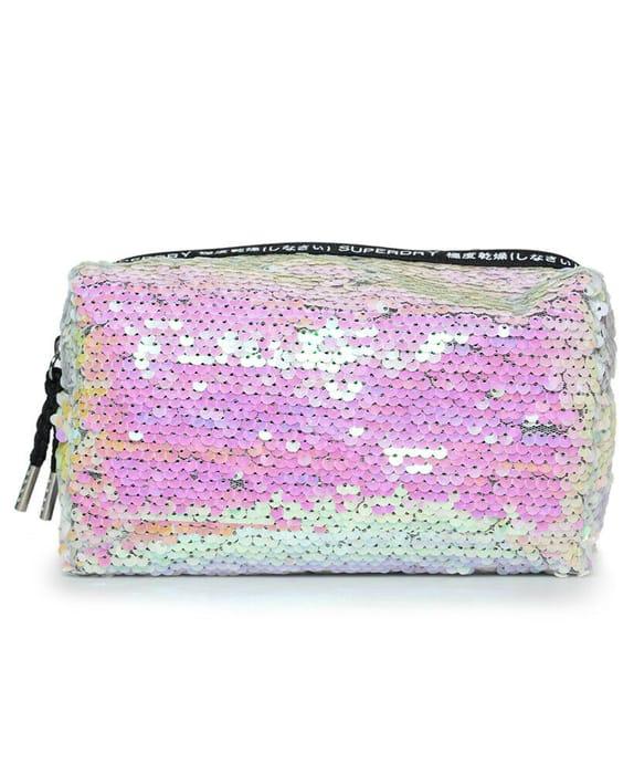 Cheap Superdry Sequin Women's Make Up Bag - Only £6 Delivered
