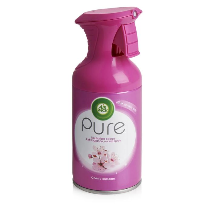 Air Wick Pure Cherry Blossom Air Freshener Spray 250ml