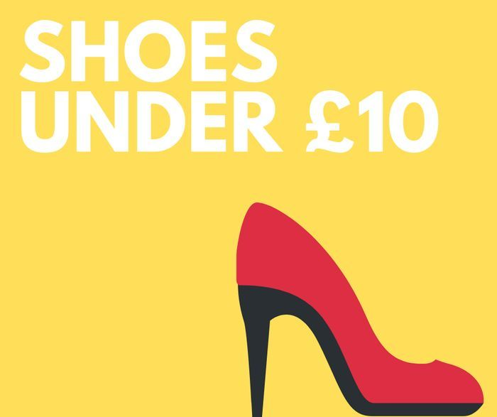 EGO Shoe Clearance Under £10 - Up To 70% Off - Prices From £4.99