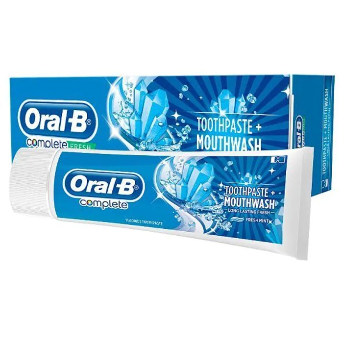 Oral-B Complete Long Lasting Fresh Toothpaste 75ml