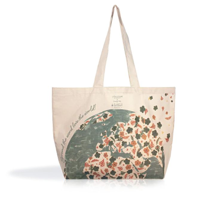 Solidarity Tote Bag FREE DELIVERY (Profits Go to the Plastic Odyssey Expedition)
