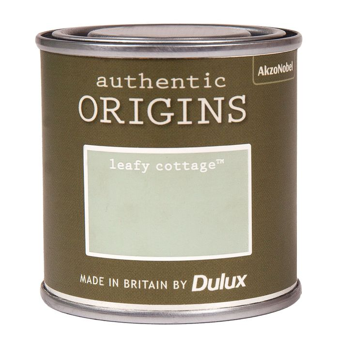 Dulux Authentic Origins 125ml Wall Paint Ceiling Tester Tin