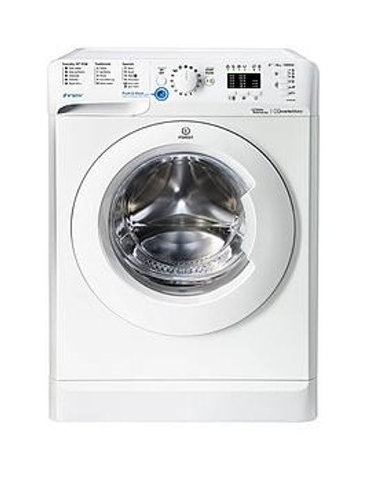 Indesit 8kg Washing Machine On Sale From £309.99 to £249.99