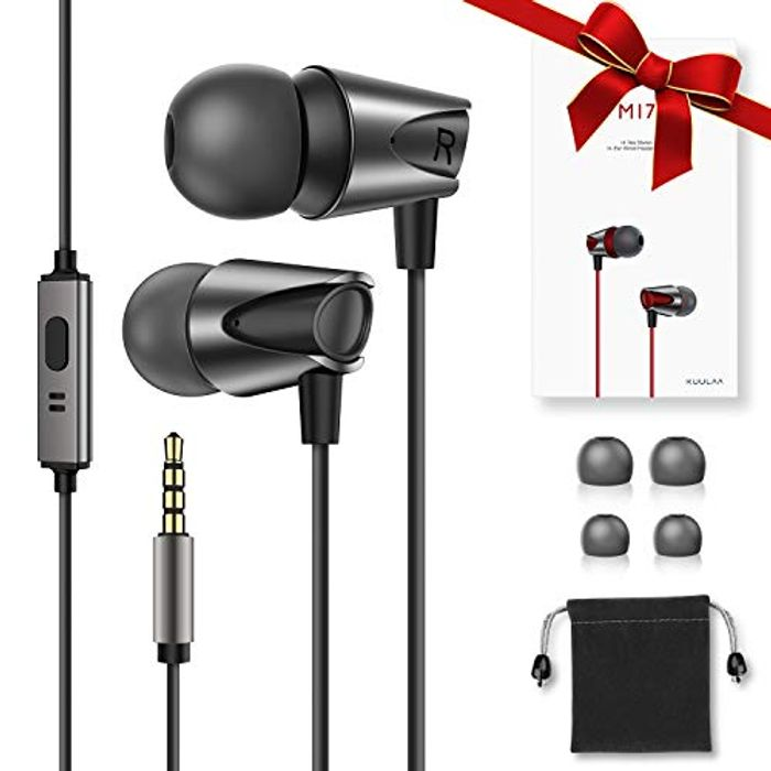 In-Ear Headphone High Definition Noise Isolating Earphones