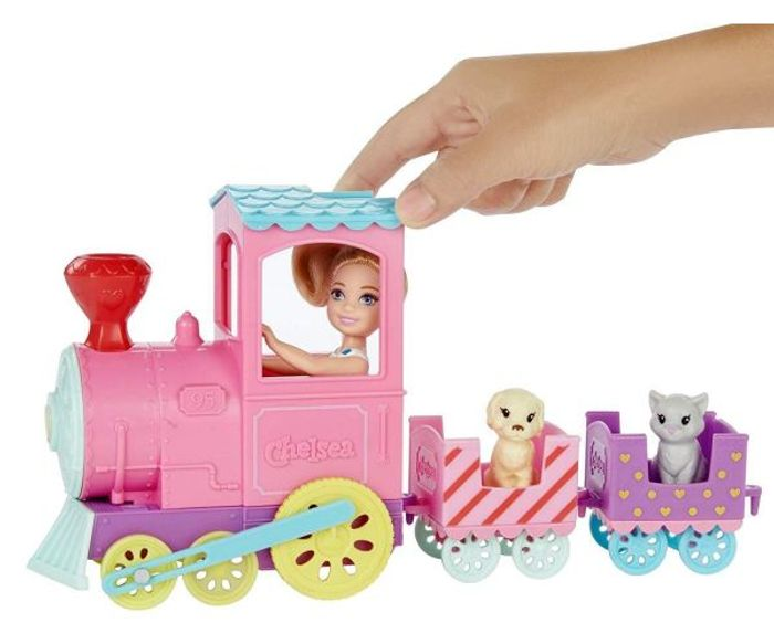 Barbie Club Chelsea Choo Choo Train * save £10 on £50 / £20 on £100 Spend*