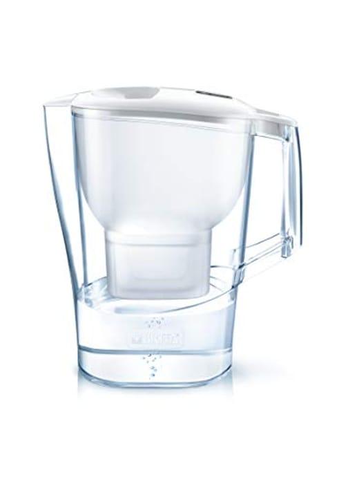 BRITA Aluna 1.4 Litre Water Filter & BRITA MAXTRA+ Cartridge