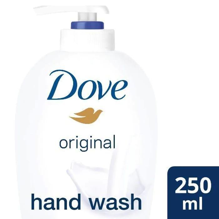 Dove Liquid Beauty Cream Wash Handwash 250ml