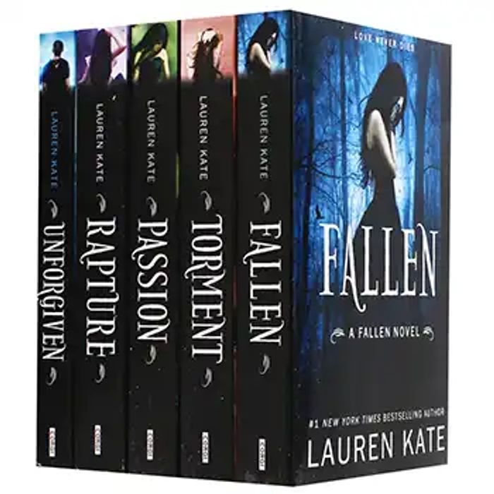 Cheap Fallen - 5 Book Collection by Lauren Kate - Only £15!