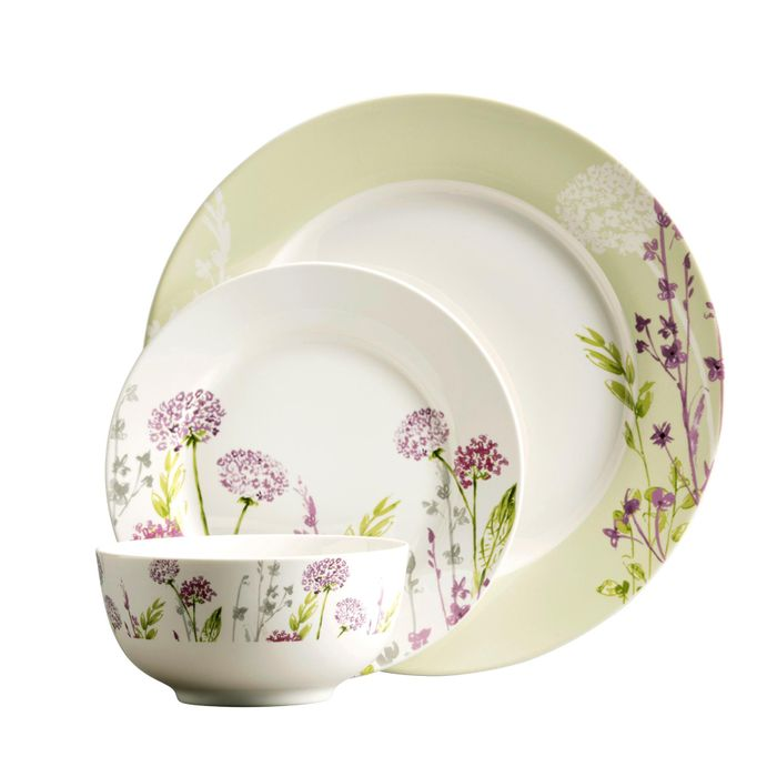 Ainsley China 12 Piece Dinner Set - Only £44.95!