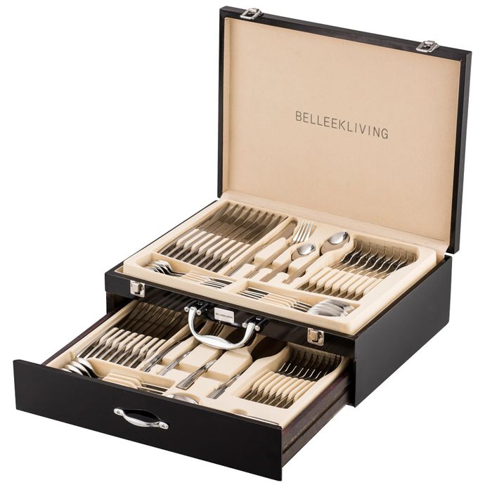 Occasions 72 Piece Cutlery Boxed Set at Debenhams