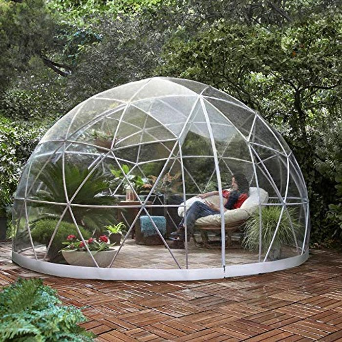The Garden Igloo 360 Dome with Pvc Weatherproof Cover Only £849