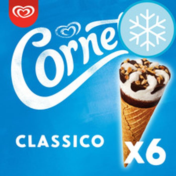 Cornetto Classic Ice Cream Cones