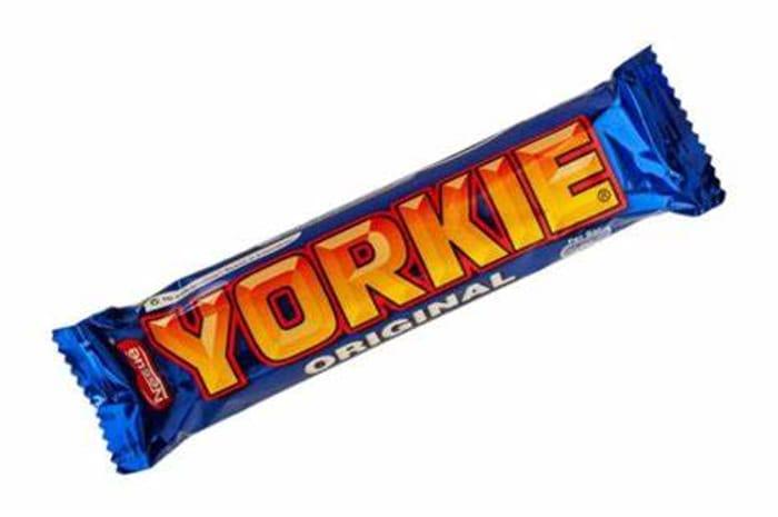 Yorkie Milk Chocolate, 46g (Pack of 24)