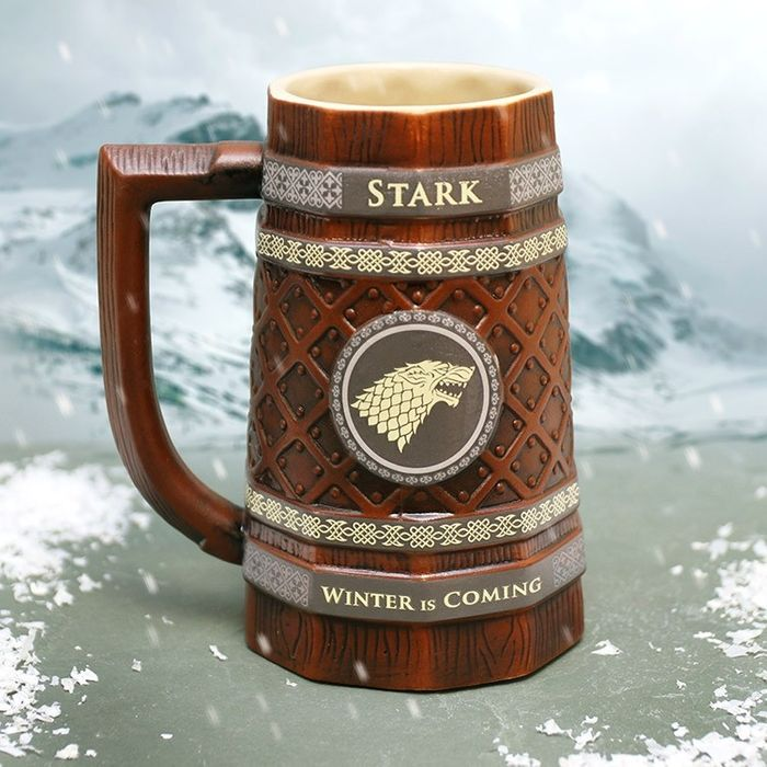 Game of Thrones House Stark Collectable Stein