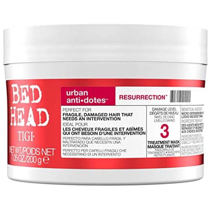 TIGI Bed Head Urban Antidotes Resurrection Hair Mask for Damaged Hair