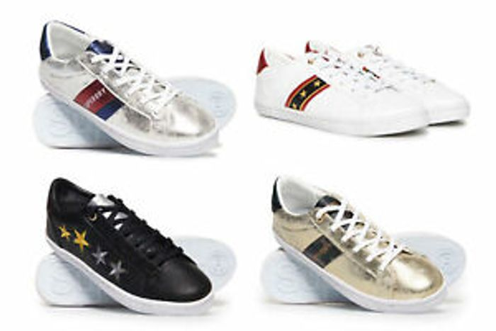 Superdry Women's Trainers 4 Designs - £15 Delivered!