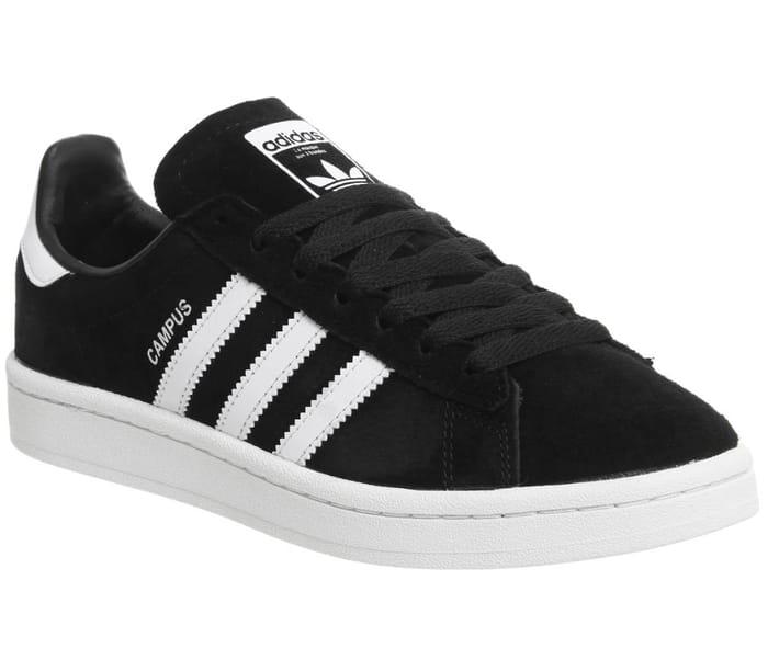 Adidas Campus Black White