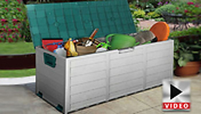 CHEAP! *HALF PRICE* XL Heavy Duty Waterproof Outdoor Storage Box