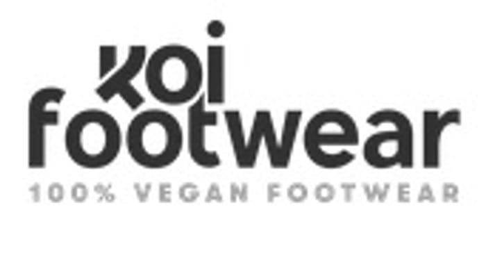 20% off Orders at Koi Footwear
