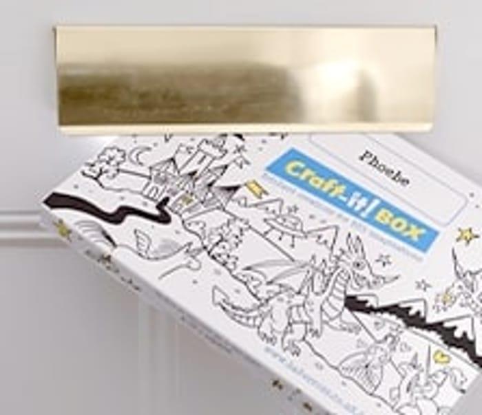 1/2 Price Kids Craft Box!