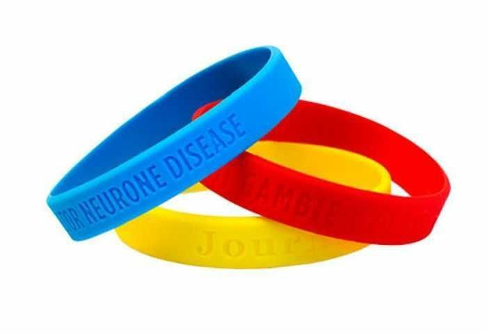 Free Silicone Wristbands (Maybe P&P)