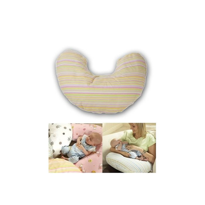 Cheap Tippitoes Nimbus Nursing Pillow-Pink Candy - Only £19.99!