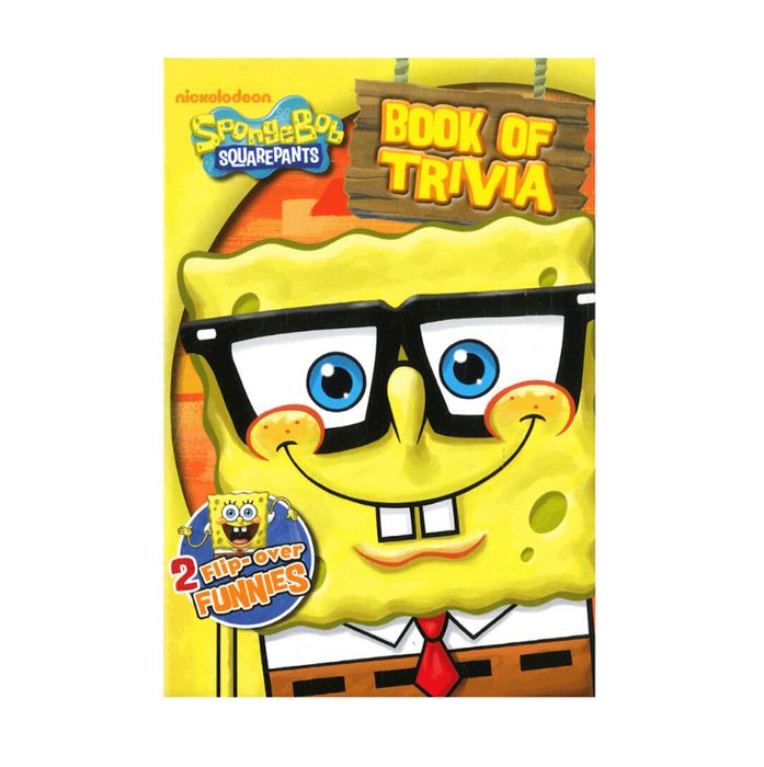 Cheap Spongebob Squarepants Book of Trivia & Excuses Only £1.5!
