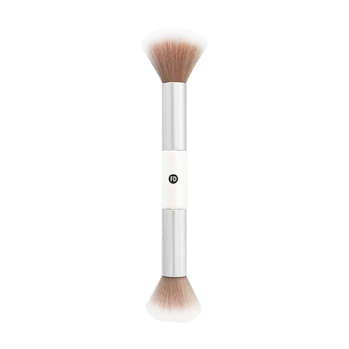 Cheap FD Beauty Rose Gold Powder & Blusher Brush - Only £2.99!