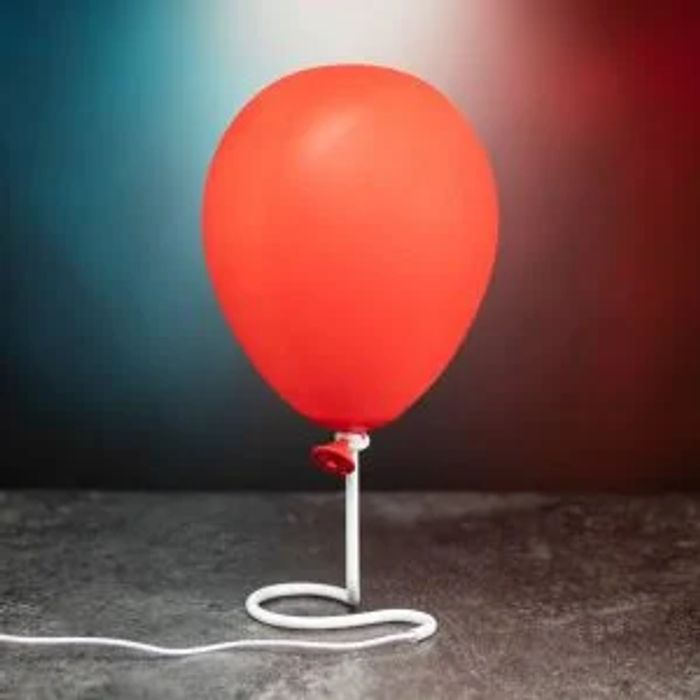 IT Pennywise Balloon Lamp at Menkind