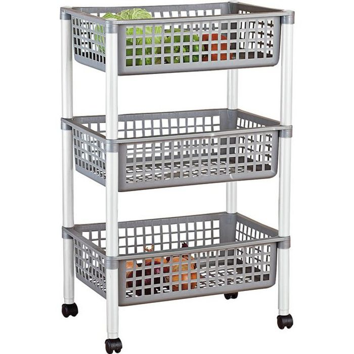 Cheap Veg Rack/ Art and Crafts/ Make up Station - Only £8!