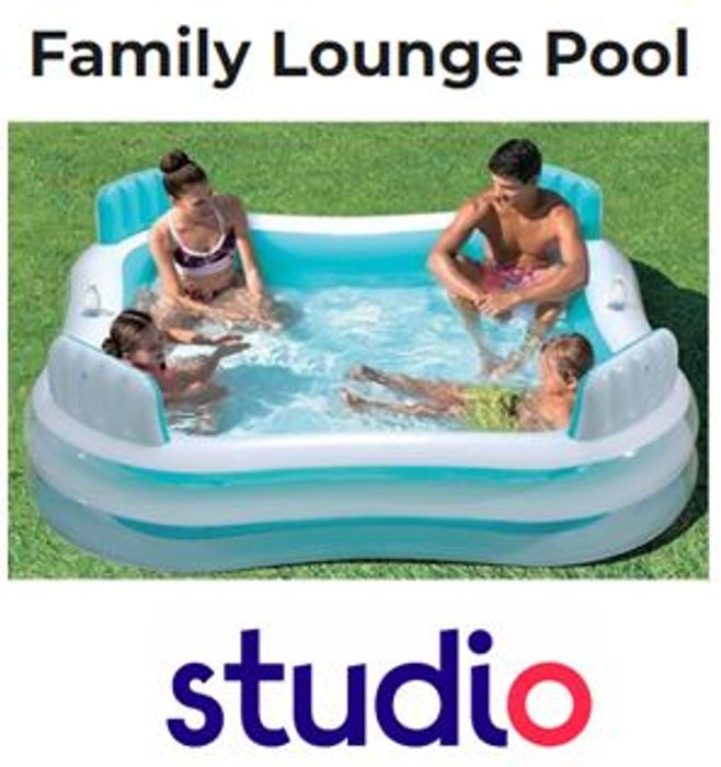 Family Lounge Pool Only £29.99
