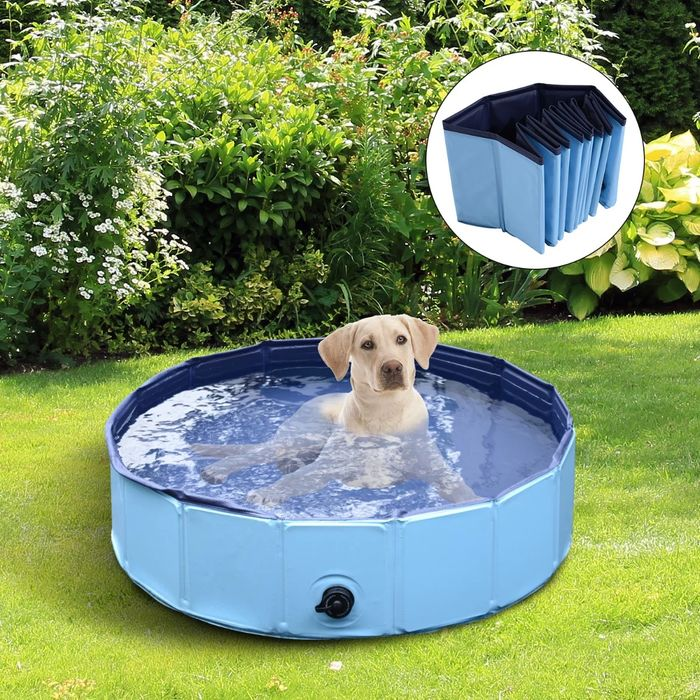PawHut Pet Swimming Pool on Sale From £79.99 to £40.99