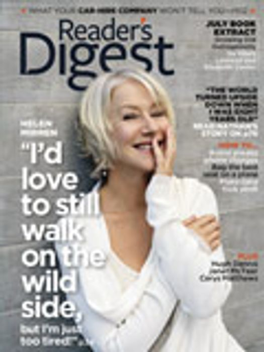 Get a Free Issue of Readers Digest