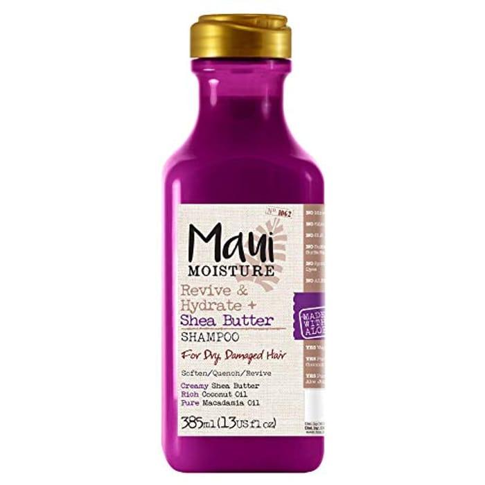 Maui Moisture Revive & Hydrate + Shea Butter Shampoo 385ml