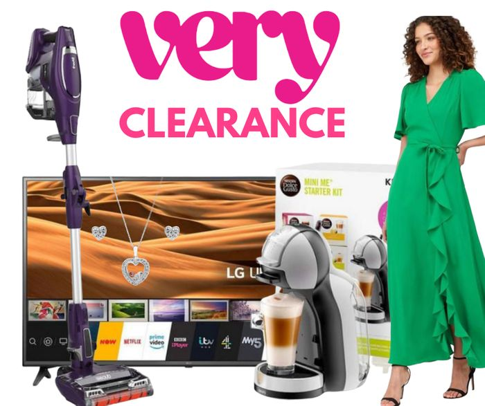 Very - Top Weekly Home, Tech & Fashion Deals