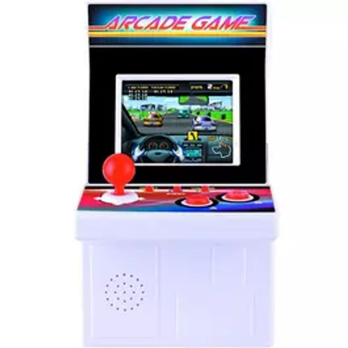 CHEAP! Taikee 220 Game 16 Bit Retro Arcade Games Console - £9.99 Delivered