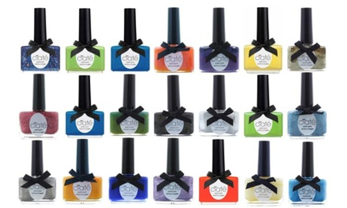 Eight-Pack of Ciate Nail Polish Paint Pot